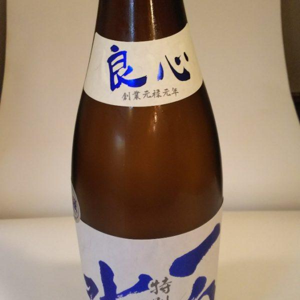 一白水成 特別純米酒  1合